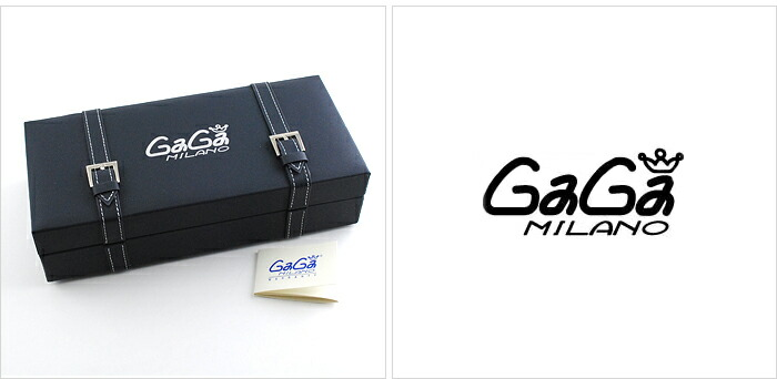 ガガミラノ PLACCATO ORO 5011.03S メンズ