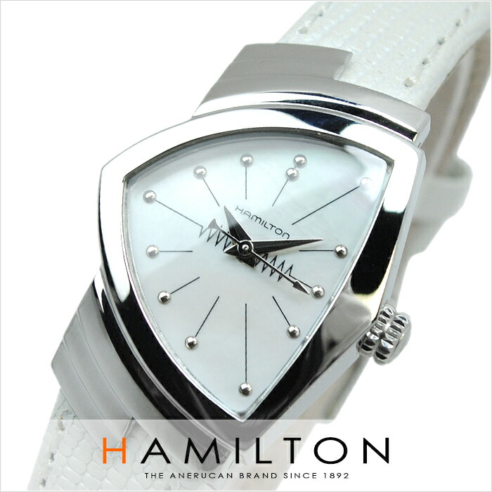 ハミルトン ベンチュラ  H24211852 レディース