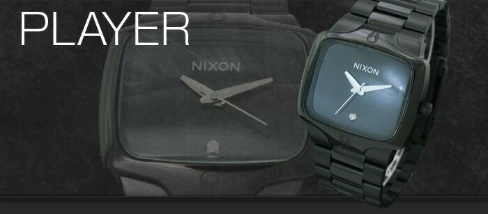 ニクソン プレイヤー  A140-001 メンズ