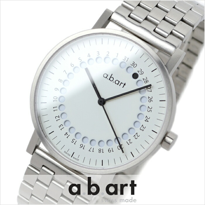 エービーアート seriesO ホワイト O101Wメタル メンズ