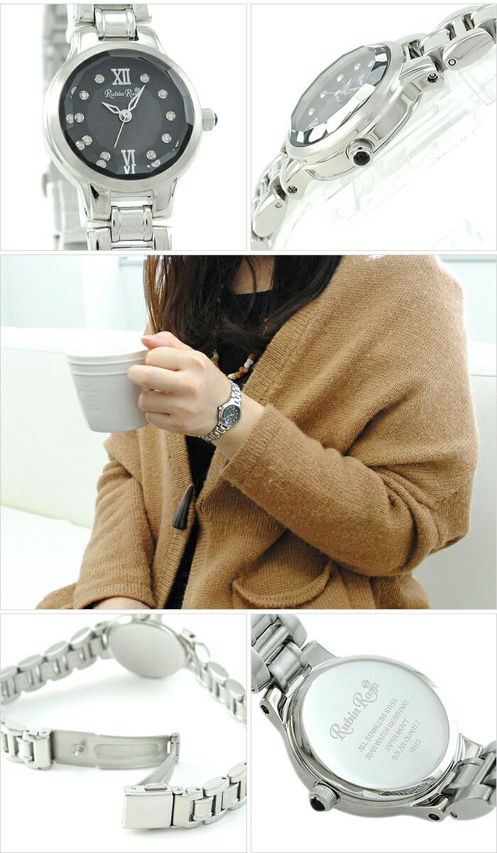 ルビンローザ イメージモデル 土屋太鳳さん R013SOLSBK レディース