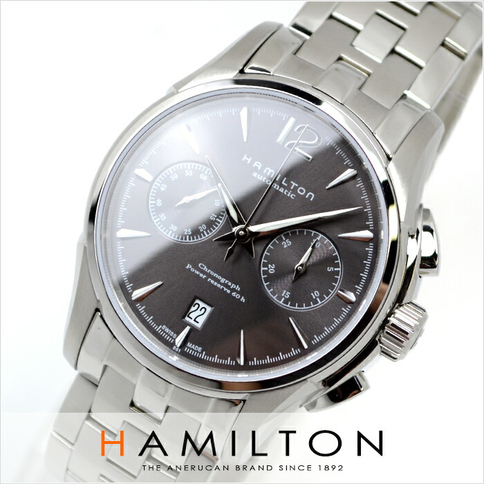 ハミルトン ジャズマスター オートクロノ H32606185 メンズ