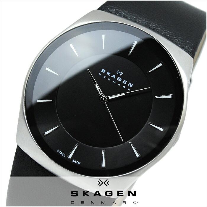 スカーゲン クラシック SKW6017 メンズ