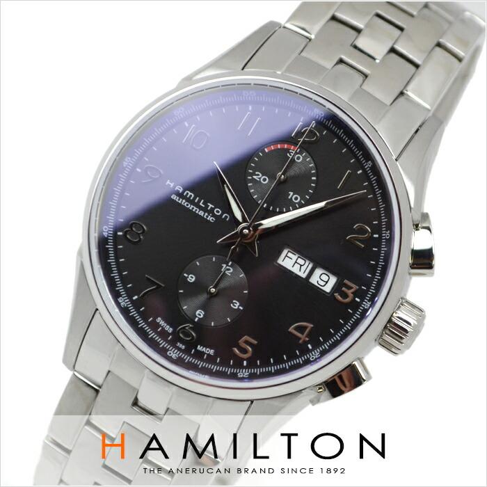 ハミルトン ジャズマスター マエストロクロノ H32576135 メンズ