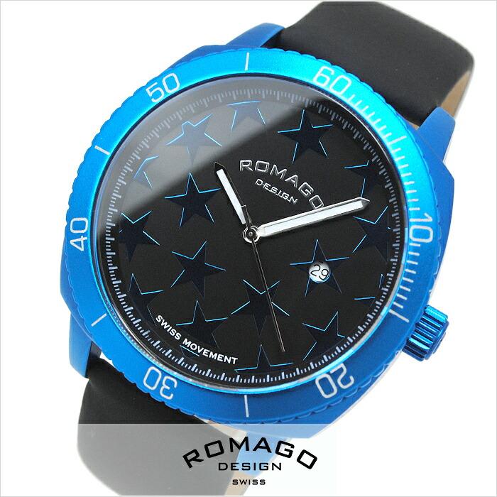 ロマゴデザイン  RM049-0427ST-BU ユニセックス