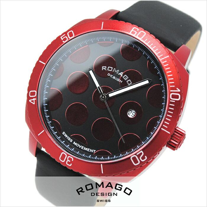 ロマゴデザイン  RM049-0428ST-RD ユニセックス