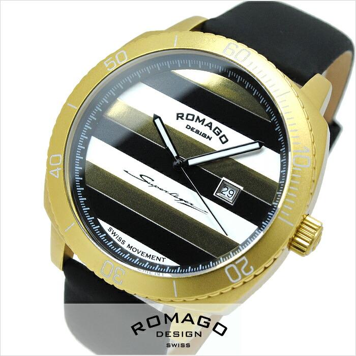 ロマゴデザイン  RM049-0429ST-GD ユニセックス