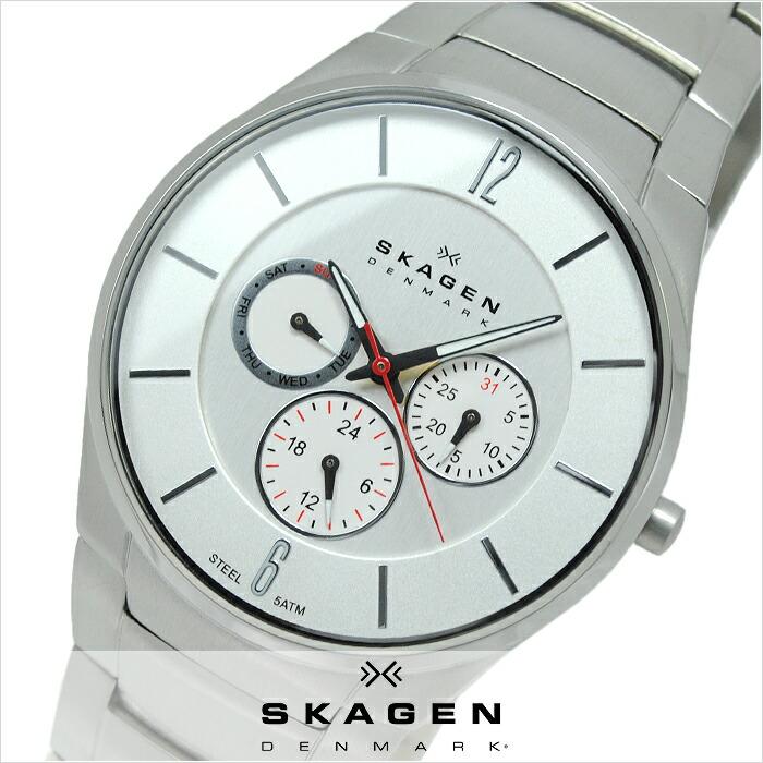 スカーゲン  SKW6002 メンズ