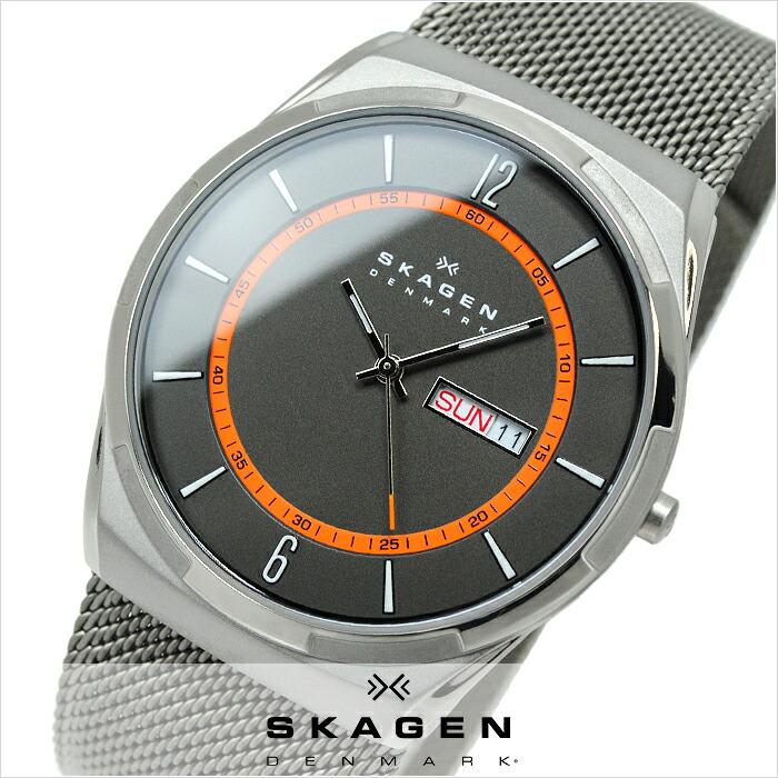 スカーゲン  SKW6007 メンズ