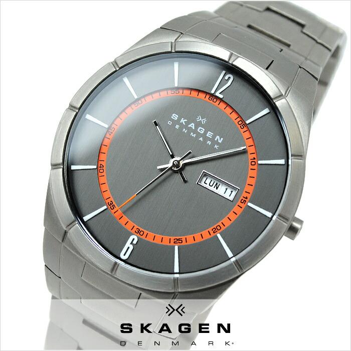 スカーゲン  SKW6008 メンズ