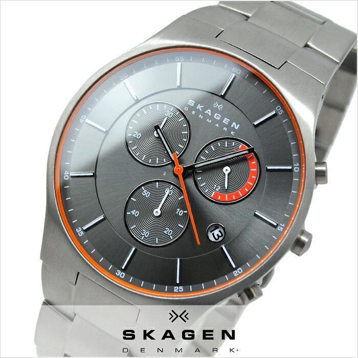 スカーゲン  SKW6076 メンズ
