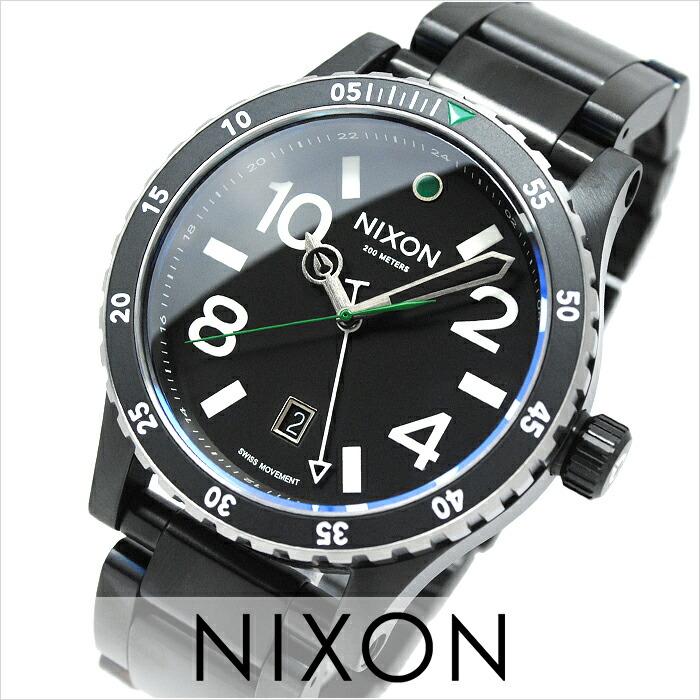 ニクソン ディプロマット A2771421 ユニセックス