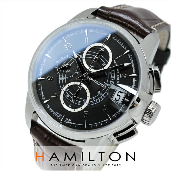 ハミルトン タイムレスクラシックレイルロード H40616535 メンズ