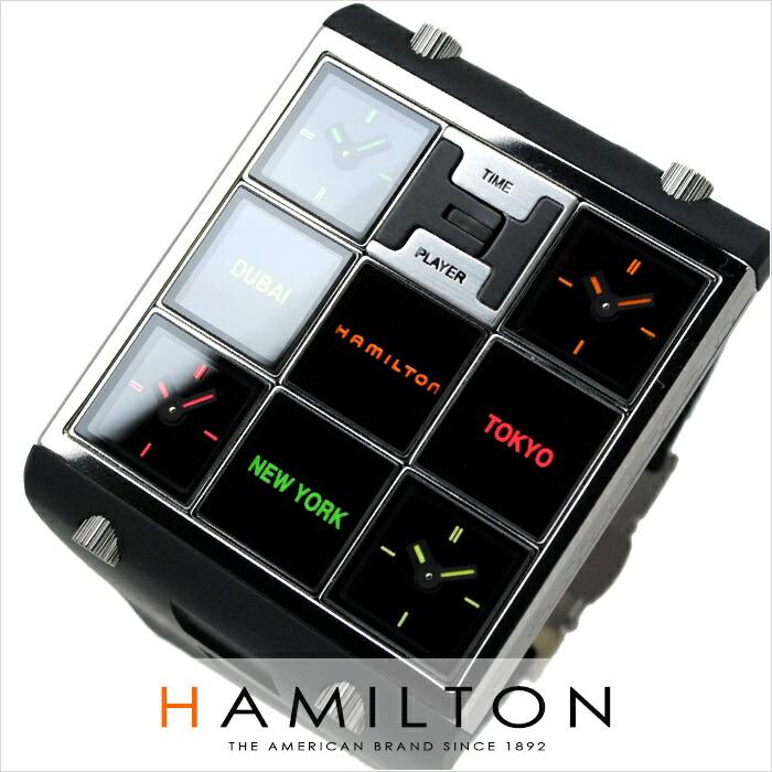 ハミルトン タイムプレイヤー H51511331 メンズ