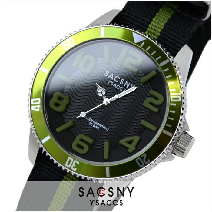 サクスニーイザック  SYA-15105-BKOV メンズ