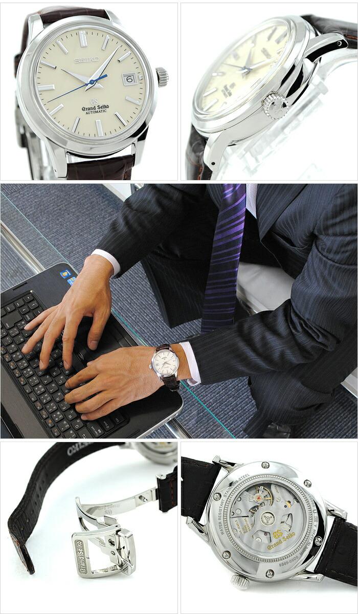 セイコー グランドセイコー 9Sメカニカル 機械式(自動巻き) SBGR061 メンズ