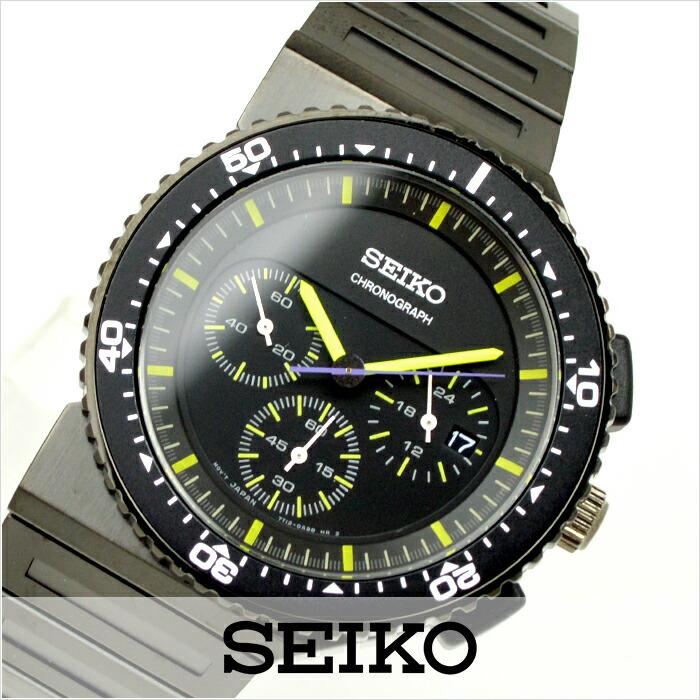 セイコー スピリット スマート ジウジアーロ デザイン 2nd 100m防水 SCED017 メンズ