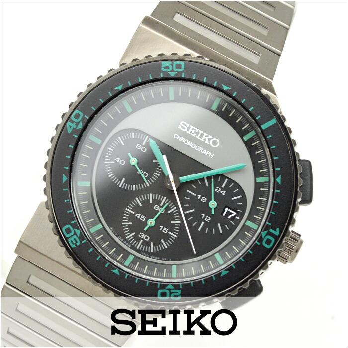 セイコー スピリット スマート ジウジアーロ デザイン 2nd 100m防水 SCED019 メンズ