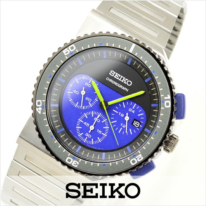 セイコー スピリット スマート ジウジアーロ デザイン 2nd 100m防水 SCED021 メンズ
