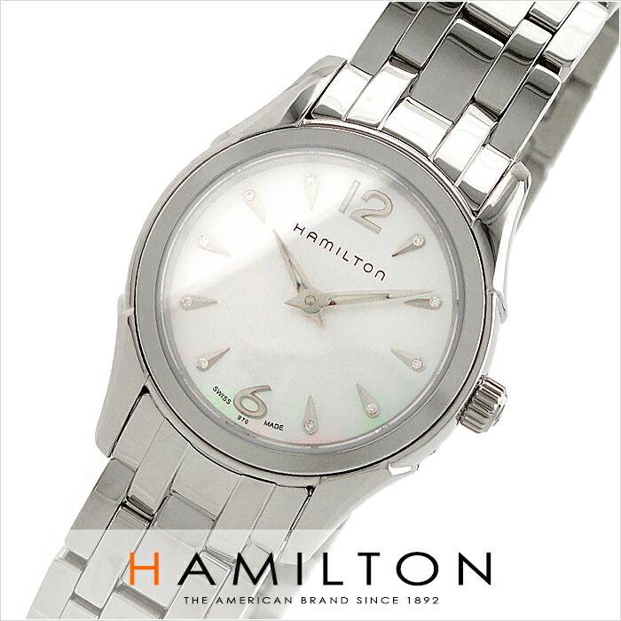 ハミルトン ジャズマスター  H32261197 レディース