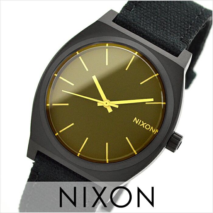 ニクソン タイムテラー A0451354 ユニセックス