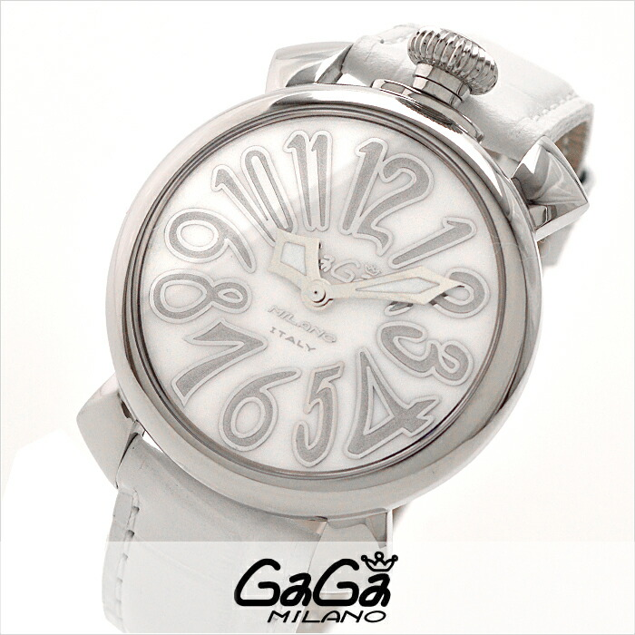 ガガミラノ マニュアーレ 40MM 5020.8 ユニセックス