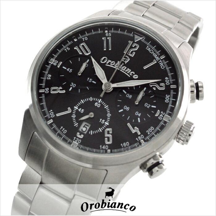 オロビアンコ タキメトロ TIME-ORA TACHIMETRO OR-0021-10 メンズ