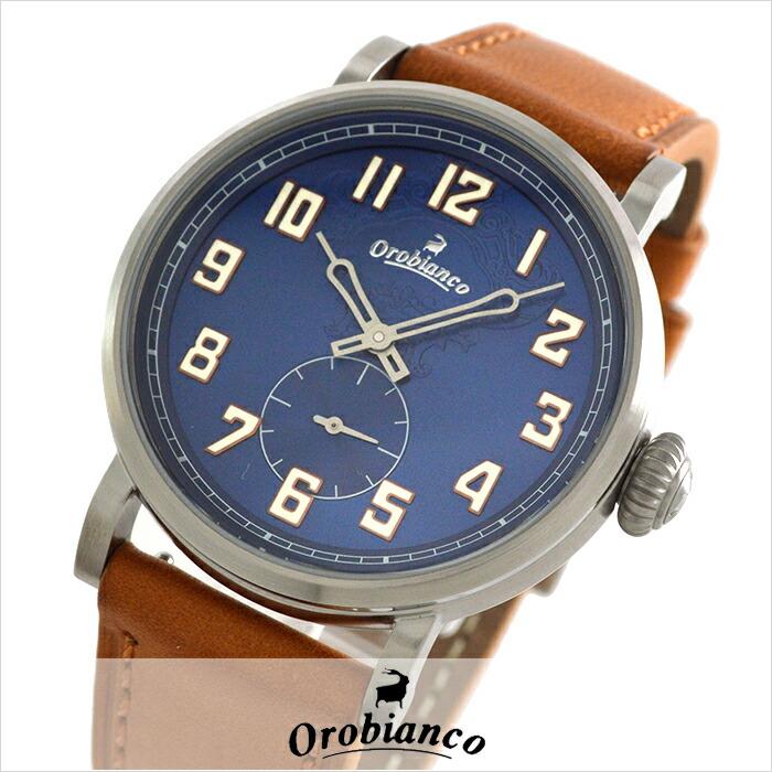 オロビアンコ TIME-ORA タイムオラ メルカンテ OR-0055-1 ユニセックス