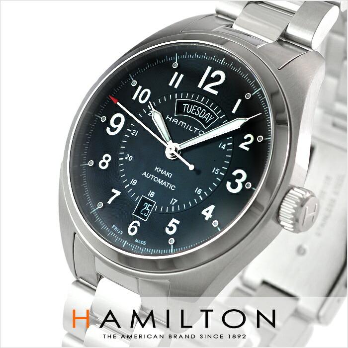 ハミルトン カーキ  H70505133 メンズ