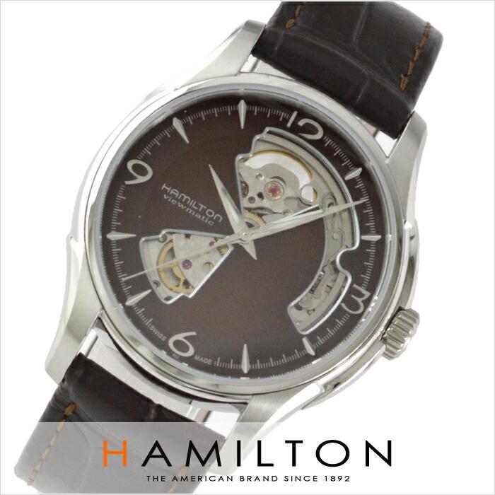 ハミルトン ジャズマスター オープンハート H32565595 メンズ