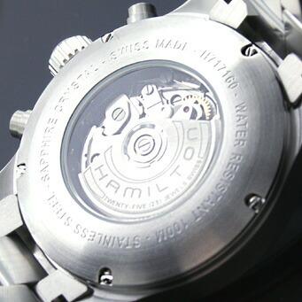 ハミルトン カーキ フィールドオフィサーオート H71716133 メンズ