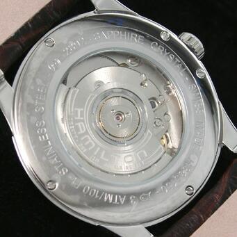 ハミルトン ジャズマスター スリム40mm H38515555 メンズ