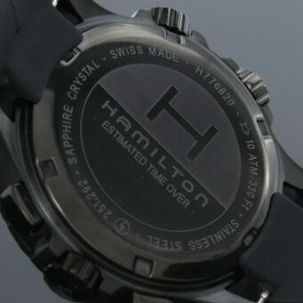 ハミルトン カーキ アビエイションETO H77682313 メンズ