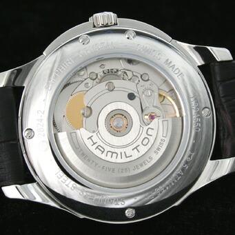 ハミルトン ジャズマスター ビューマチック37mm H32455585 メンズ