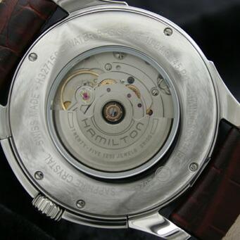 ハミルトン ジャズマスター ビューマチック44mm H32715531 メンズ