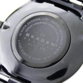 スカーゲン ウルトラスリム 233LTMB メンズ