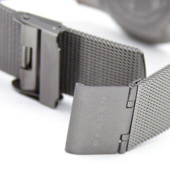 スカーゲン カーボン carbon 809XLTTM メンズ