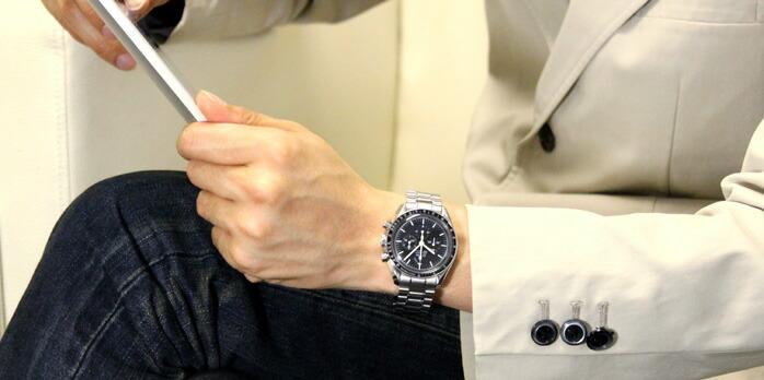 オメガ スピードマスター プロフェッショナル クロノグラフ 3570.50 メンズ