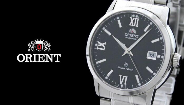 オリエント ワールドステージコレクション スタンダード 自動巻き WV0531ER メンズ
