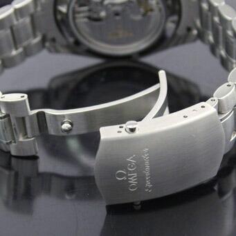 オメガ スピードマスター クロノGMTCHORONOGMT 321.10.42.50.02.001 メンズ