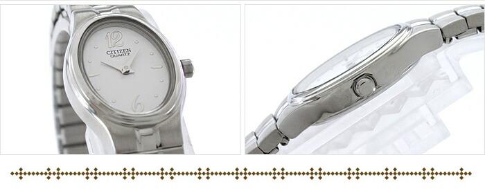 シチズン 逆輸入モデル ブレスレット ウォッチ EK1170-90A レディース