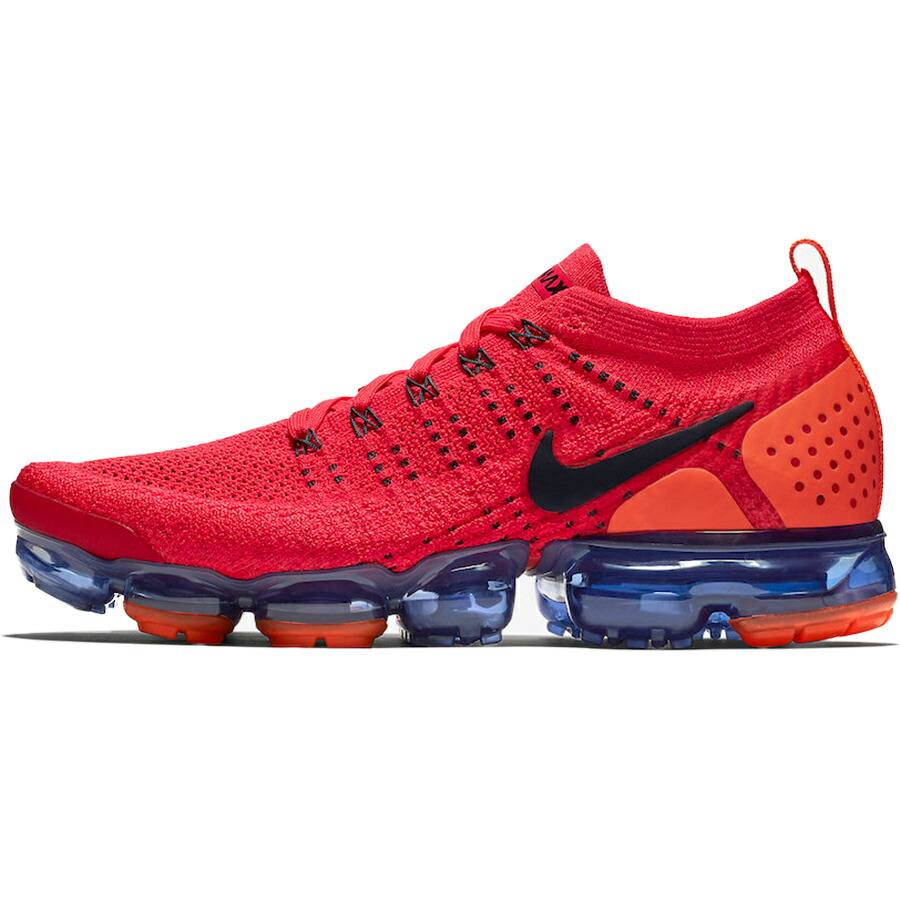 official photos 93767 60d24 NIKE Nike AIR VAPORMAX FLYKNIT 2 air vapor max fried food knit 2 men's  sneakers RED ORBIT/OBSIDIAN/TOTAL ORANGE レッドオービット / ...