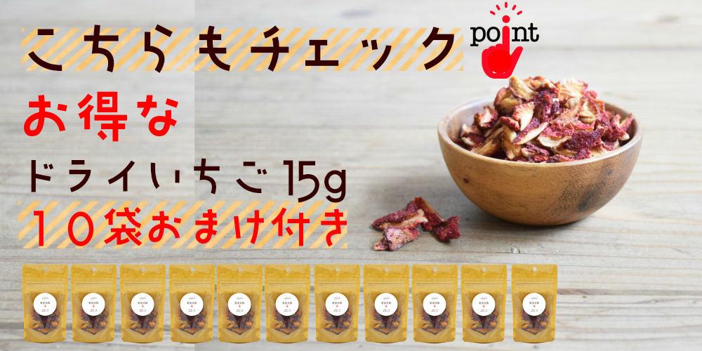ドライフルーツ 砂糖不使用 無添加 国産 フルーツ 果物 ドライいちご 食べる フルーツ