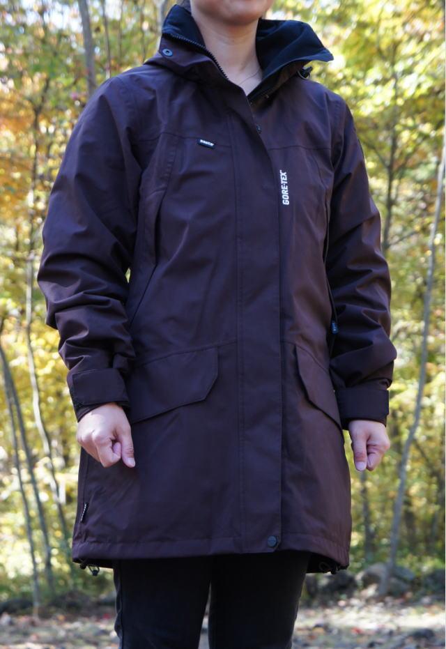 1stdogcafe: Scandinavia & Finland outdoor brand Gore-Tex