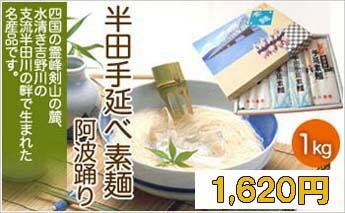 阿波踊り半田素麺