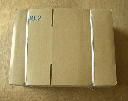 規格ダンボール箱#2