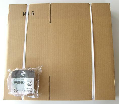 規格ダンボール箱#6サイズ比較