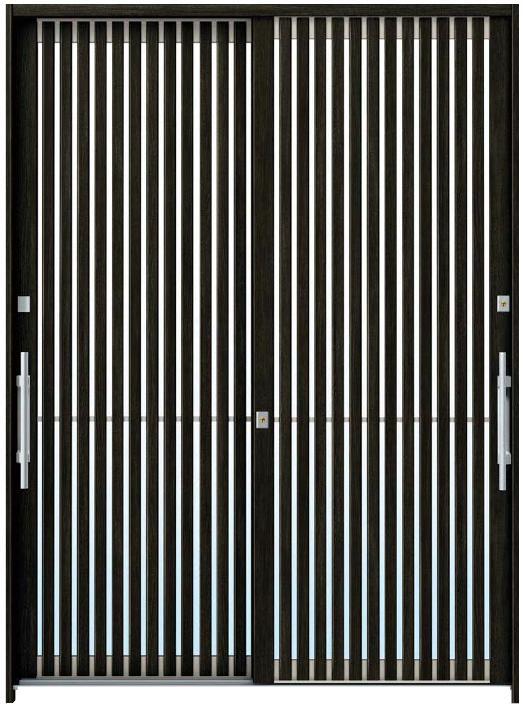 れん樹 C04型 単板ガラス仕様 現代和風