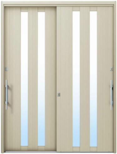 ドアリモ 洋風 B02 単板ガラス仕様 洋風ベーシック
