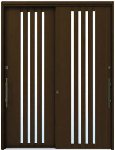 ドアリモ 洋風 B04 単板ガラス仕様 洋風ベーシック
